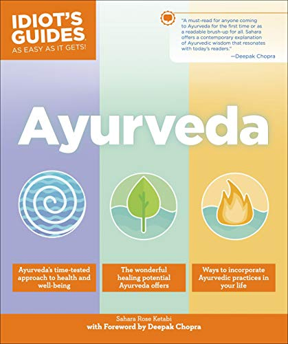 Ayurveda (Idiot's Guides) (English Edition)