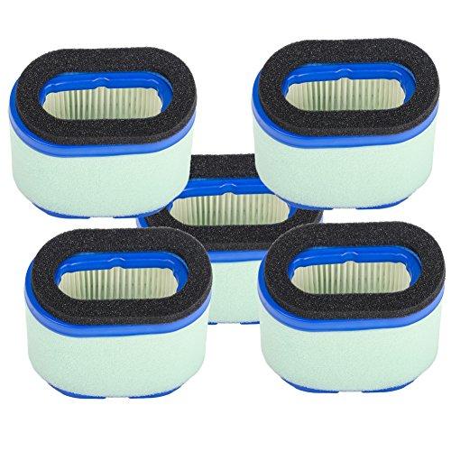 ouyfilters Neue Air Filter & Pre Filter Reiniger für Briggs & Stratton 4985966906106970295059h 420730–033John Deere m147431+ 273356S Filter, Vorfilter