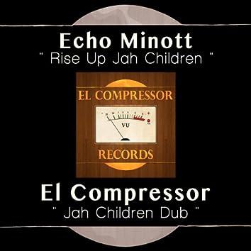 El Compressor Meets Echo Minott Ina Vintage Digital Style