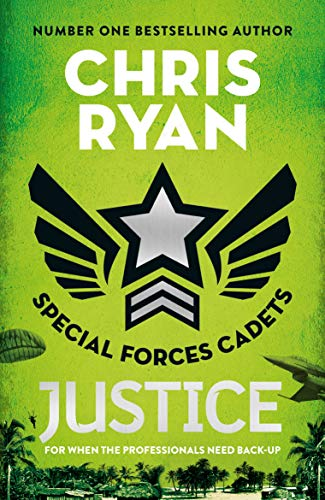 Book's Cover of Special Forces Cadets 3: Justice (English Edition) Versión Kindle