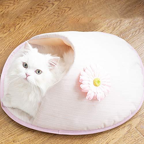 TOHHOT schattige slipper vorm huisdier slaapzak voor katten honden lente zomer