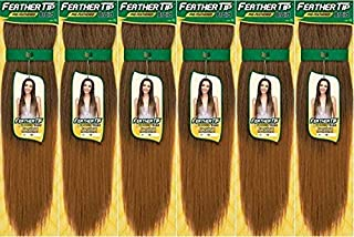 Best bobbi boss feather tip pre-feathered braid 54 inch Reviews