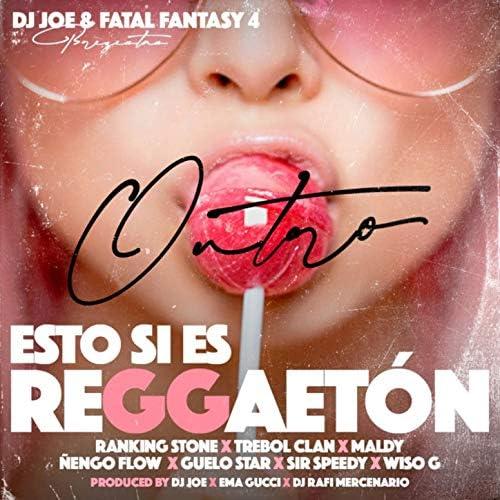 DJ Joe, Trebol Clan & Ñengo Flow feat. Maldy, Guelo Star, Sir Speedy, Ranking Stone, Ema Gucci & Wiso G
