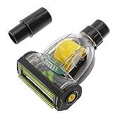 Spares2go universel pour aspirateur la saleté et poils d'animaux retrait Mini Turbo Brosse pour sols Outil (32mm/35mm)