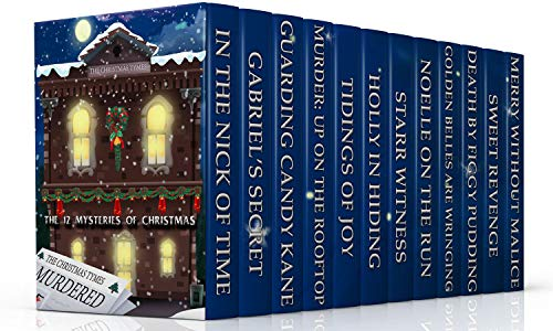 The 12 Mysteries of Christmas Collection
