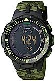 Casio PRG-300CM-3CR Pro Trek Reloj de Tres sensores para Hombre