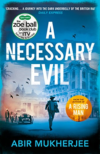 A Necessary Evil: Wyndham and Banerjee Book 2 (Wyndham and Banerjee series) (English Edition)