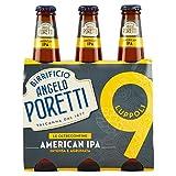 Birrificio Angelo Poretti Birra Ambrata 9 Luppoli, American IPA, 3 x 330ml