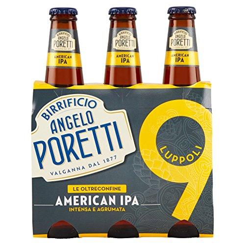Birrificio Angelo Poretti 9 Luppoli American IPA 33x3