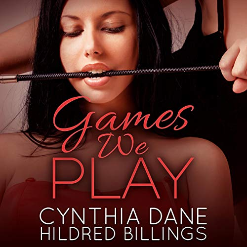 Games We Play audiobook cover art