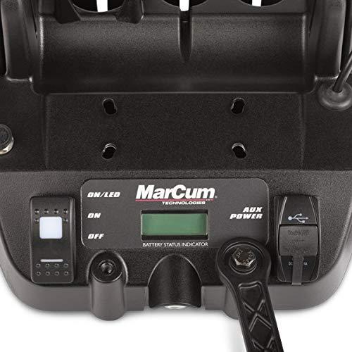 MarCum LX-7Li Lithium Combo Sonar System