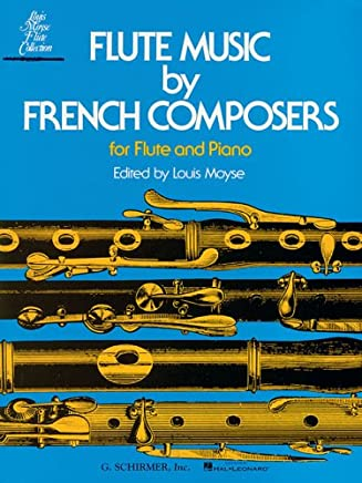 Flute Music by French Composers  Flute and Piano