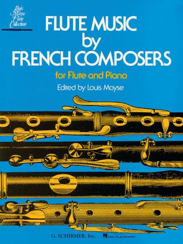 Flute Music by French Composersの詳細を見る