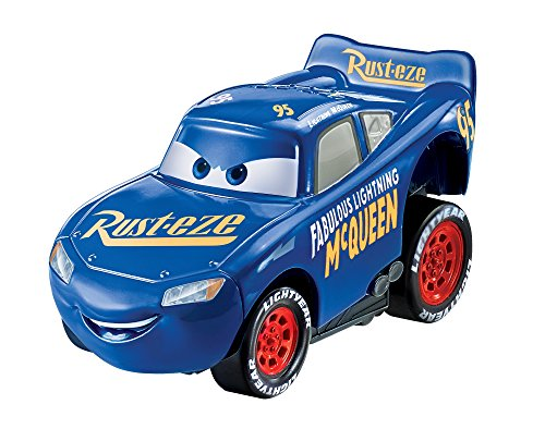 Cars 3- Epilogue McQueen, a todo gas (Mattel FBG12) , color/modelo surtido