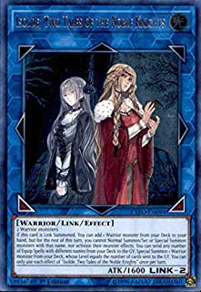 Isolde, Two Tales of The Noble Knights - EXFO-EN094 - Ultra Rare - Unlimited Edition