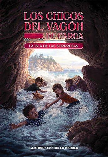 La isla de las sorpresas 2 Los chicos del vagon de carga Spanish Edition product image