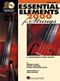 Essential Elements Violin BK1 With EEi