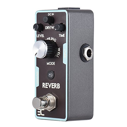 ammoon ENO Reverb Guitar Effect Pedal True Bypass