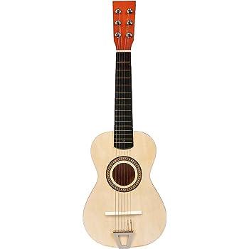 MRKE Ukelele Principiantes Guitarra Niño 23 Pulgada 6 Cuerdas ...