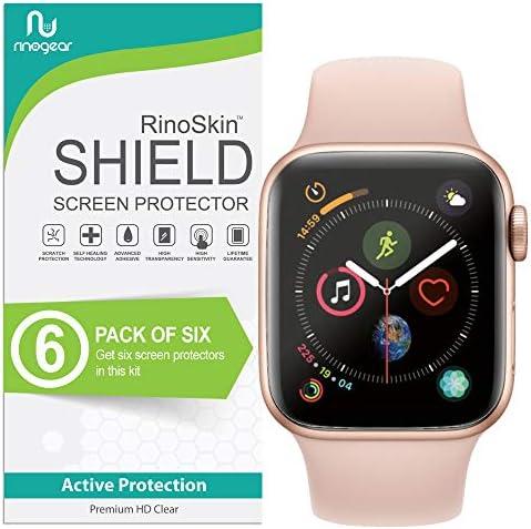 (6-Pack) Apple Watch 40mm Screen Protector (Series...