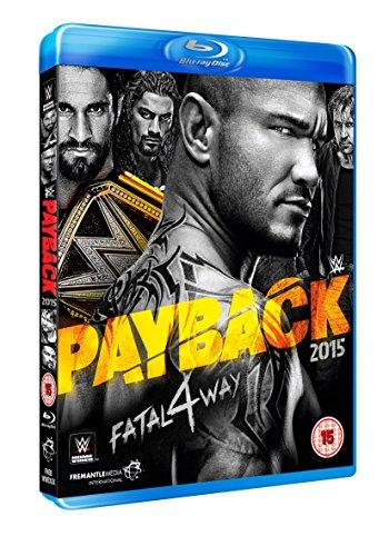 WWE: Payback 2015 [Blu-ray] [UK Import]