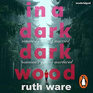 In a Dark, Dark Wood cover art
