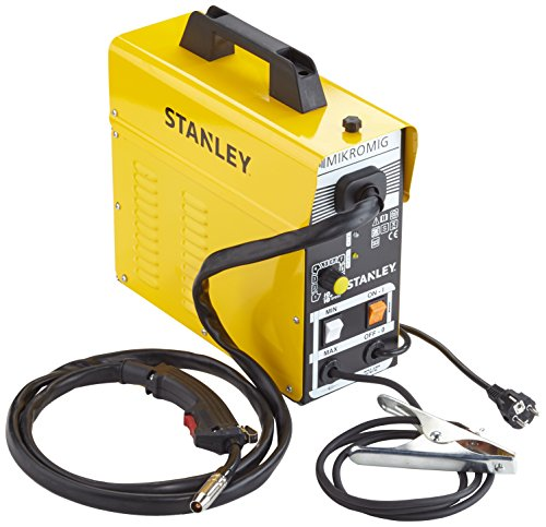 Stanley 460215 MIG MAG 90A Poste à Souder Mikro Semi-Automatique