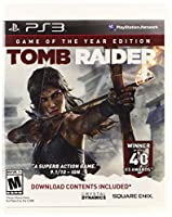 Tomb Raider Game of the Year (輸入版:北米) - PS3