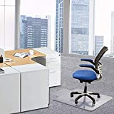 Carpet Chair Mats/Chair Mat for Carpets | Low/Medium Pile Computer Chair Floor Protector for Office and Home 36'x 48'x 0.08'