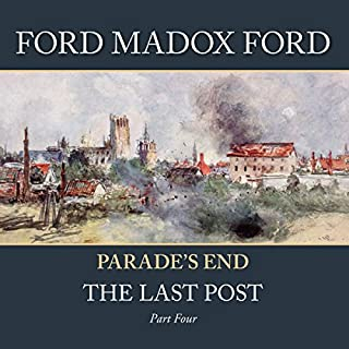 Parade's End - Part 4: The Last Post cover art