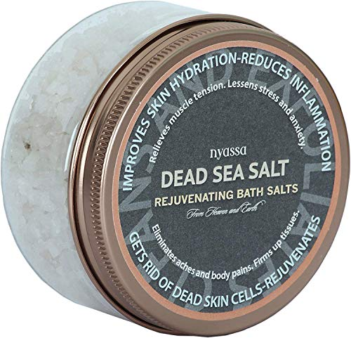 Glamorous Hub Nyassa Sal del Mar Muerto con Minerales Esenciales 220g