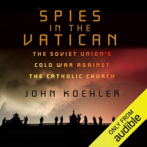 Spies in the Vatican audiobook cover art