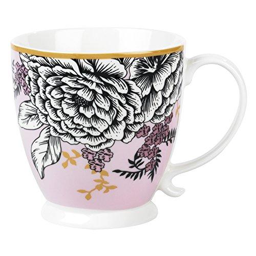 Cambridge Cm05452 Kensington Aspen chiné Mug en Porcelaine, Multicolore