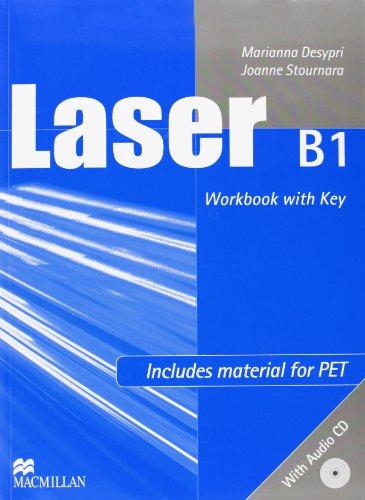 LASER B1 (Int) Wb Pk +Key: Workbook (with Key)