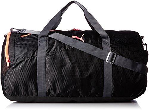 PUMA Fitness Tasche Fit at Large Sports Bag Sporttaschen, schwarz, 70 x 50 x 10 cm, 0.4 Liter