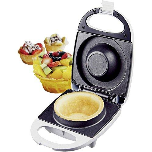 Per 1tazza (Ø 11cm) per gelato o cialde tazza torta Superficie antiaderente hochhitzebestaendiges cassa Con ricette Facile da pulire