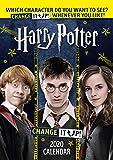 Harry Potter change it up 2020 Calendar - Official A3 Wall Format Calendar