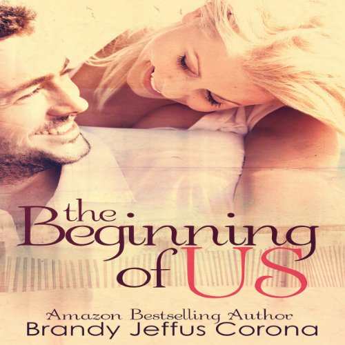 The Beginning of Us audiobook cover art
