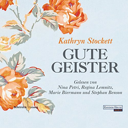 Gute Geister audiobook cover art