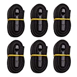 <span class='highlight'><span class='highlight'>iCOVER</span></span> Boat Cover Tie Down Straps Length Adjustable Quick Release Tightening Straps, 86 inch(7ft 2in) Long x 1