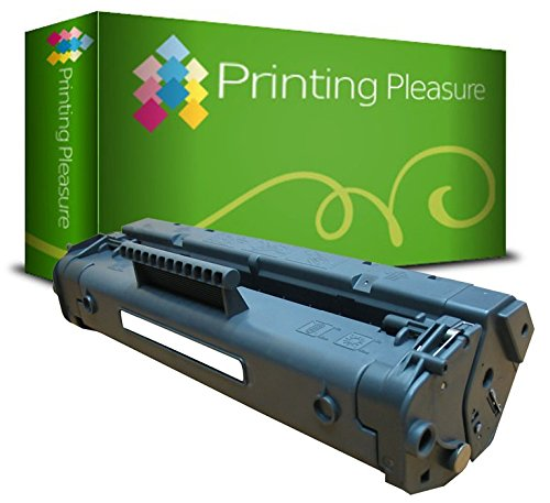Printing Pleasure Toner kompatibel zu C4092A 92A für HP Laserjet 1100 1100A 1100A SE 1100A XI 1100 SE 1100 XI 3200 3200 M 3200SE 3200XI - Schwarz, hohe Kapazität