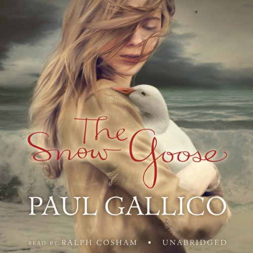 The Snow Goose audiobook cover art
