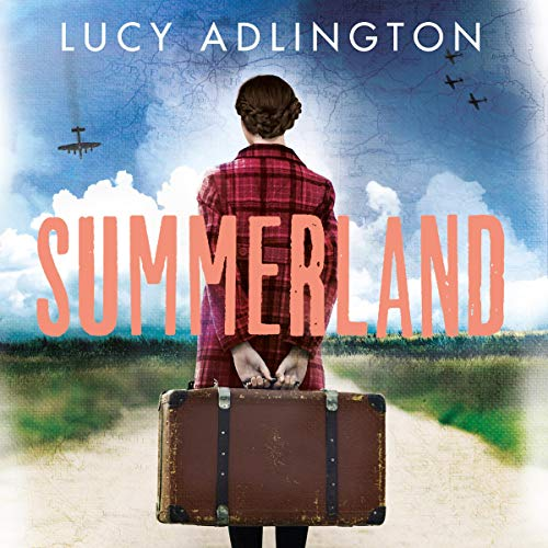 Summerland Audiobook By Lucy Adlington cover art