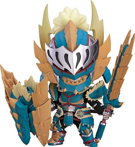Monster Hunter World Iceborne Nendoroid Hunter Male Zinogre Alpha Armor Ver.