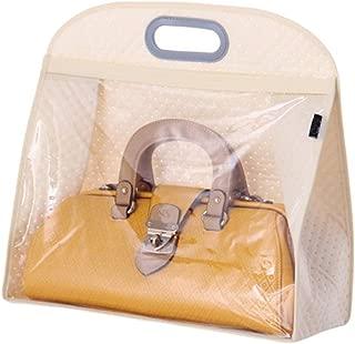 Handbags Storage Hanging Closet Bag Organizer Purse Holder PVC Bag and Save Space