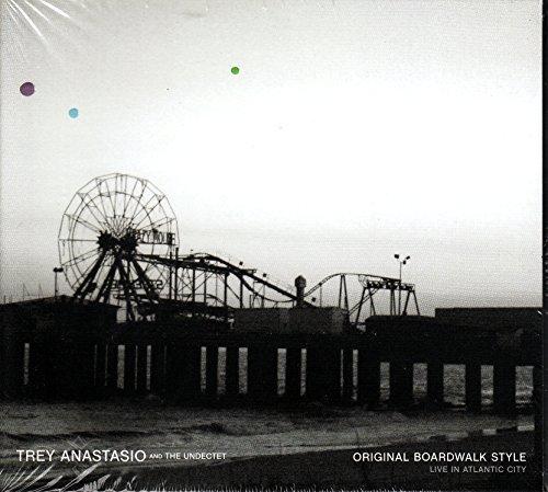 Original Boardwalk Style: Live In Atlantic City by TREY ANASTASIO (2009-01-27)
