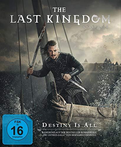 The Last Kingdom - Staffel 4 [Blu-ray]