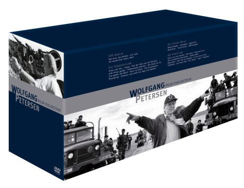 Wolfgang Petersen Film Collection [22 DVDs]