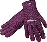 Cressi High Stretch Gloves Gants pour Plongée Adulte Unisexe, Rose (5 mm), M