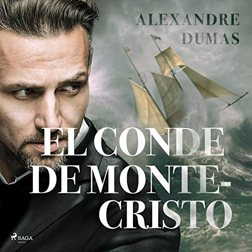 El Conde de Montecristo audiobook cover art